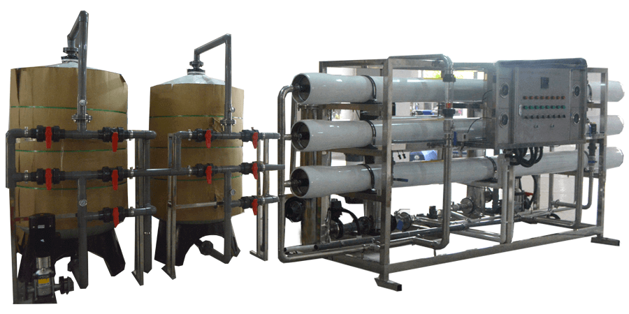 Boiler Feed Water ~ Boiler feed water purification system